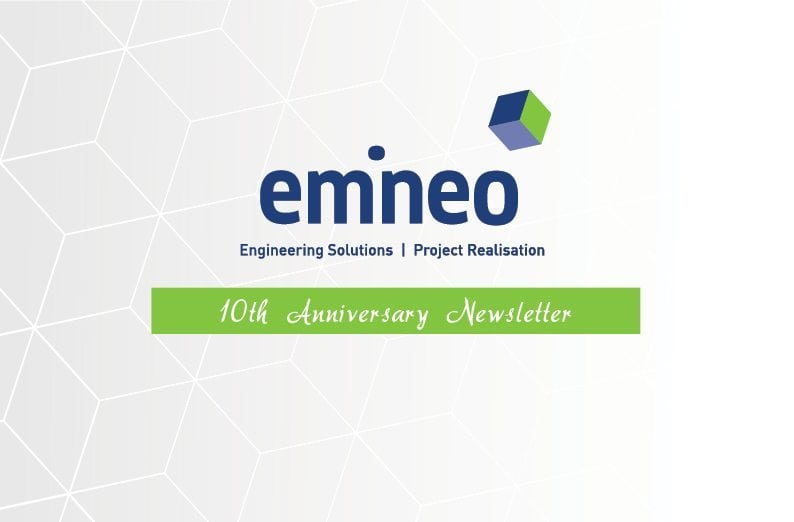 10th anniversary newsletter