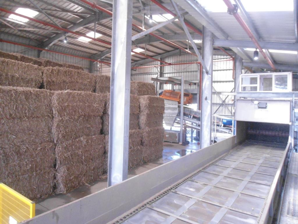 Renewable Energies – TERRAGEN Cane Trash Plant